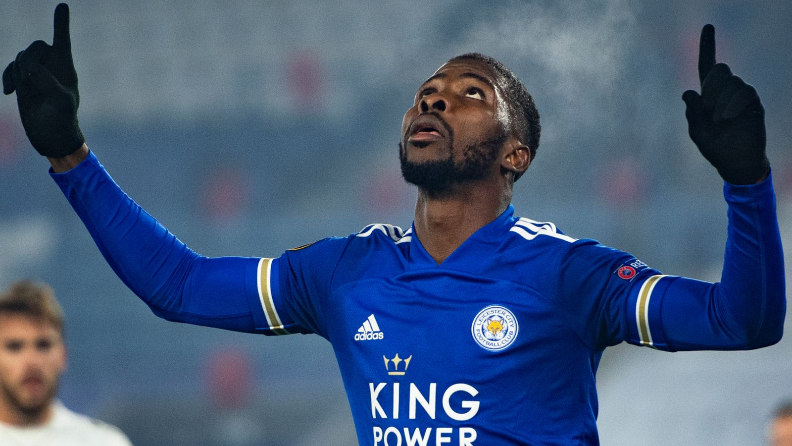 Iheanacho signs new deal with Leicester City