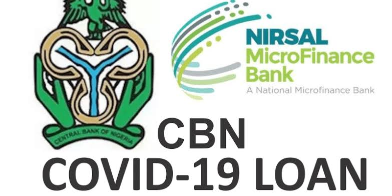 COVID-19 NIRSAL MFB Loan Application Portal Reopens, How to Apply