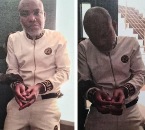 UK government asks FGN to explain how IPOB leader Nnamdi Kanu was arrested and extradited